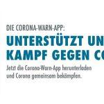 Corona -Warn- App der Bundesregierung